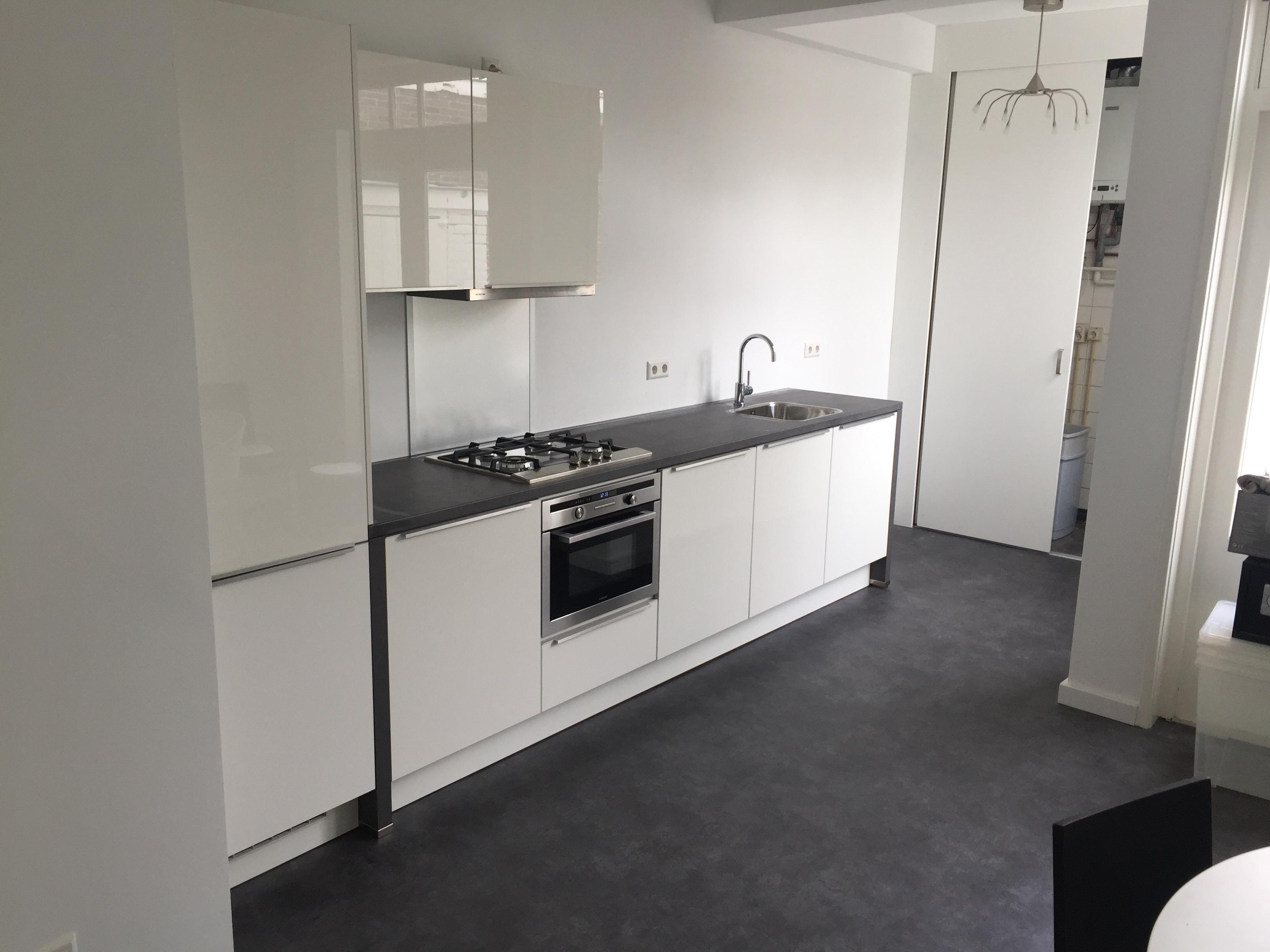 Witte keuken gevoel van rust en ruimte laat u inspireren db